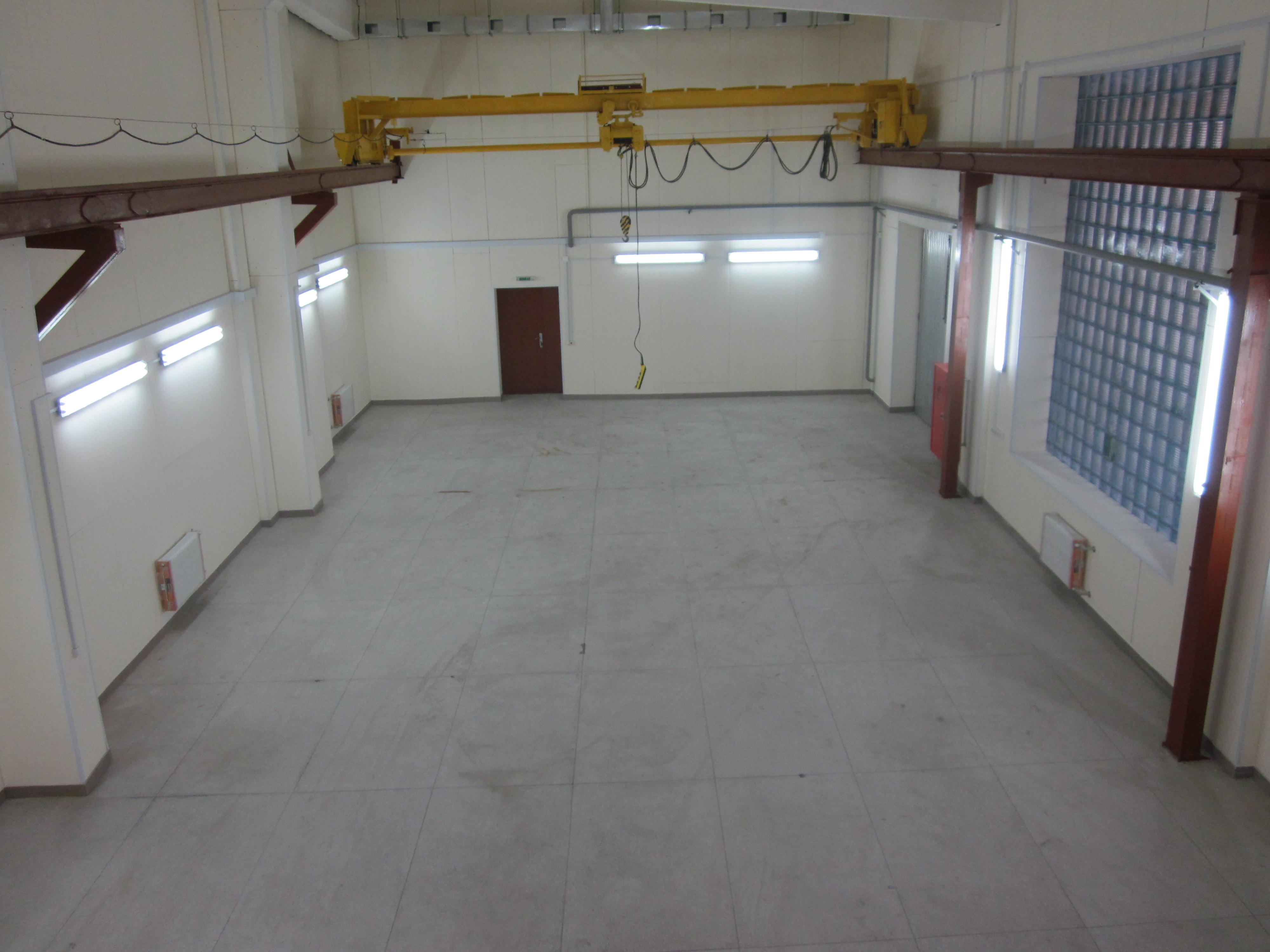 Производственно-административный комплекс